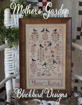 Blackbird Designs - Mother's Garden