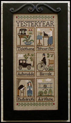 Little House Needleworks - Yesteryear