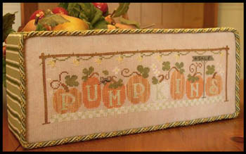 Little House Needleworks - Pumpkins 4 Sale