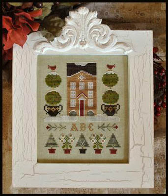 Little House Needleworks - Holiday House