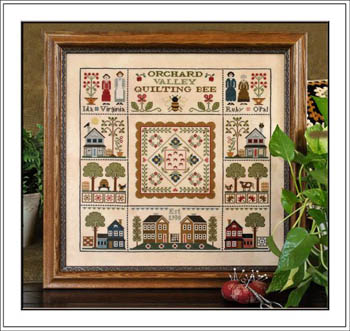 Little House Needleworks - Orchard Valley Quilting