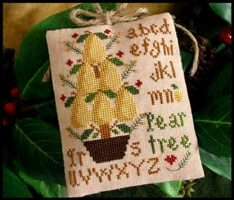 LHN Ornament - Pear Tree