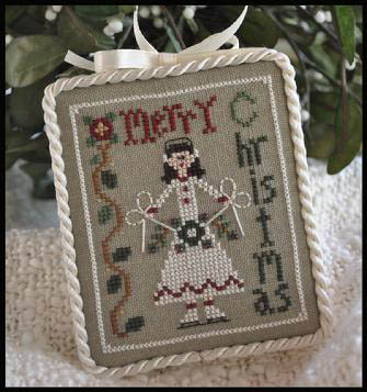 LHN Ornament - The Merry Skater