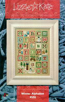 Clearance3 - LK151 Winter Alphabet